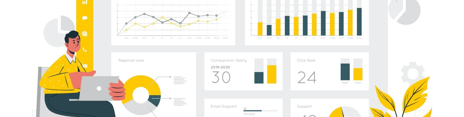 Top 5 Benefits of a Business Dashboard