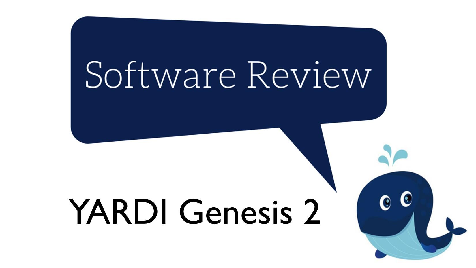 Yardi genesis user manual