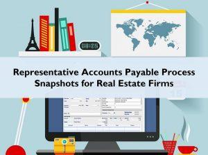 Accounts Payable Process Snapshot Real Estate Firms