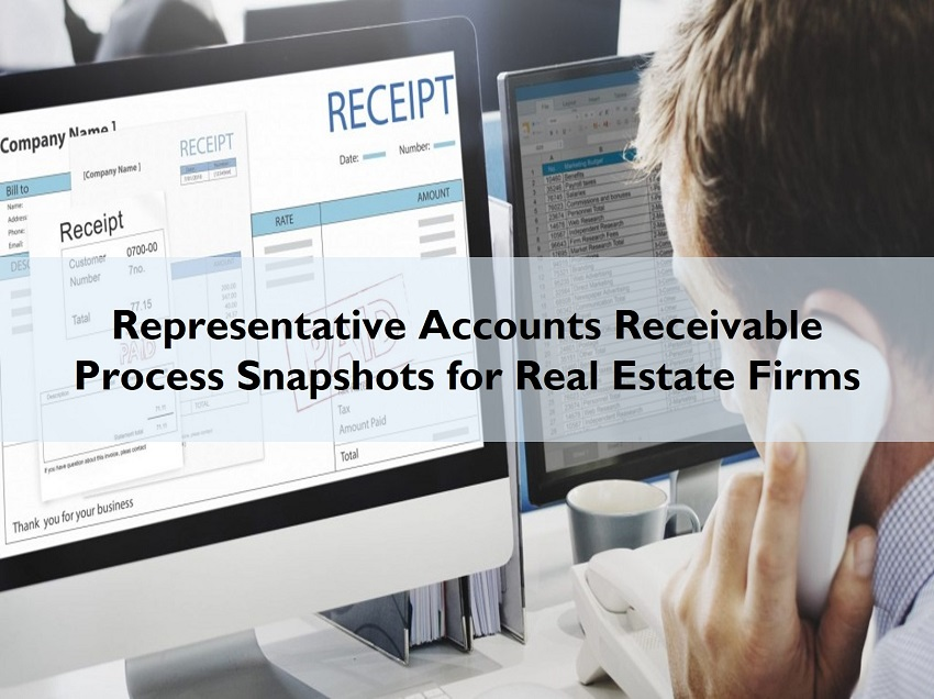 Accounts Receivable Process Snapshot Real Estate Firms