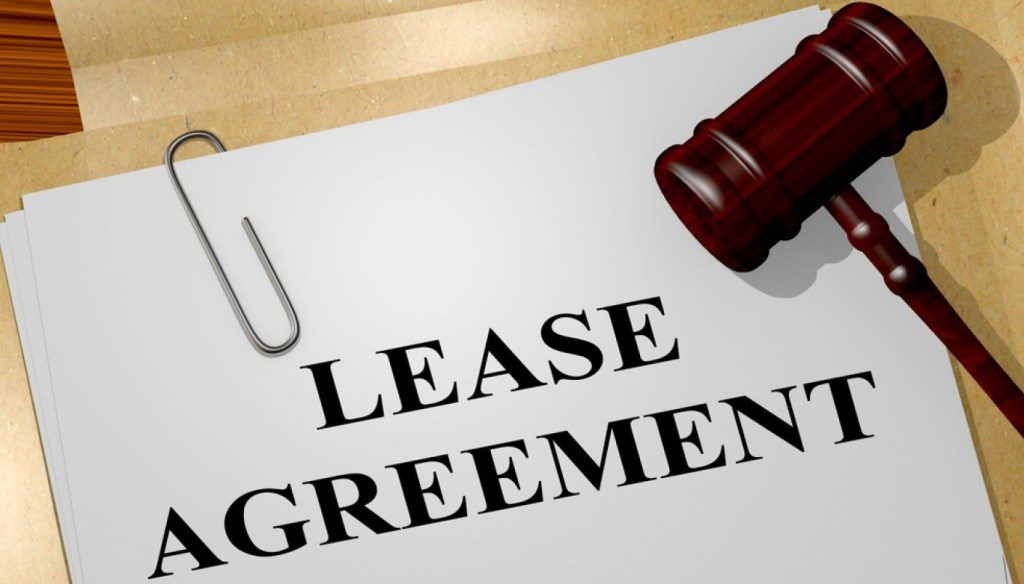 A Glossary of Common Lease Terms