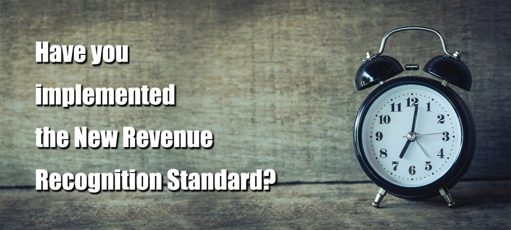 Revenue Recognition Standard