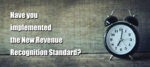 Revenue Recognition Standard