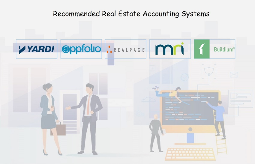 Recommended Real Estate Accounting Systems