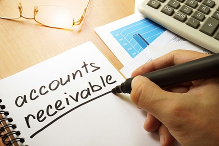 Outsourced accounts receivable services