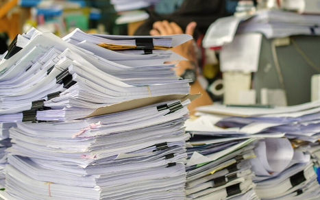 Backlog and clean up accounting services