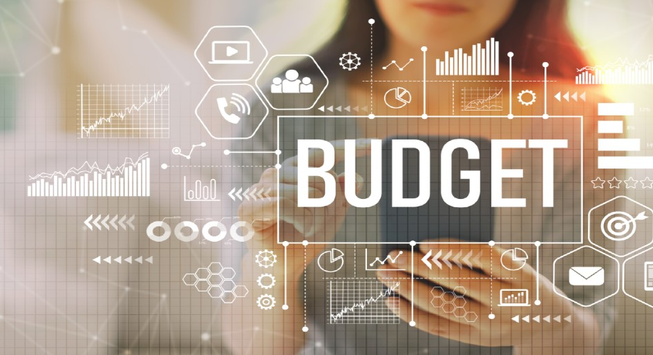 Outsource budgeting services