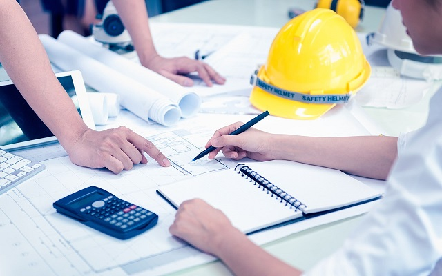 Outsourced construction accounting services