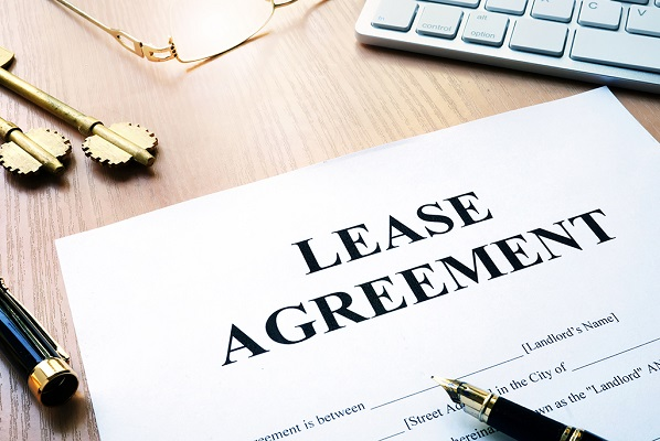 Cost effective lease abstraction services