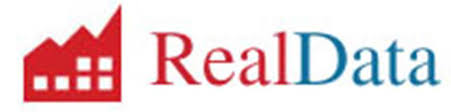 real data logo