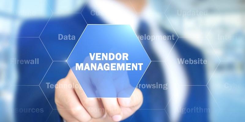 Outsource vendor contract management services